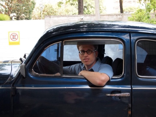 Me in my Fusca